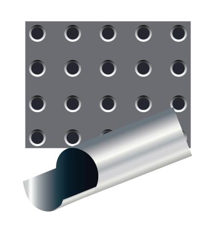 エスクリーンS-250用途提案(燃料電池部品のバリ取り・光沢研磨)