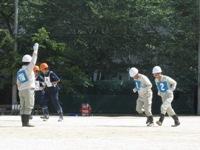 山科自衛消防隊訓練大会への参加(佐々木化学薬品)