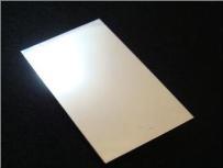 ステンレス表面に光沢付与できる電解研磨処理後