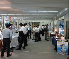 エスピュアSJ-400,草津エコフォーラム2014,滋賀県展示会