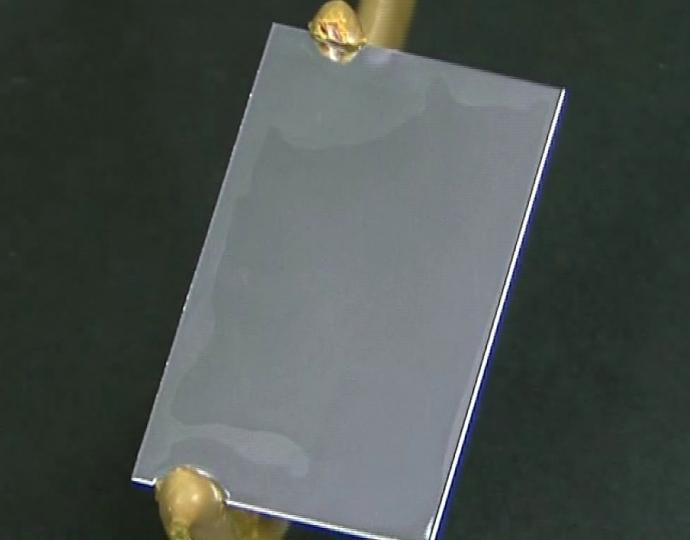ステンレス鋼用光沢化学研磨液「エスクリーンS-200LS」の使い方・注意点⑤完成
